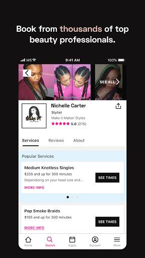 StyleSeat - Book Beauty & Salon Appointments apktram screenshots 2