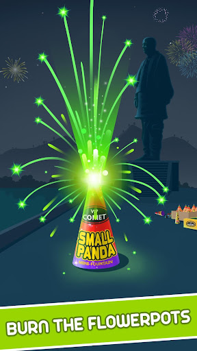 Diwali Firecrackers Simulator- Diwali Games  screenshots 8