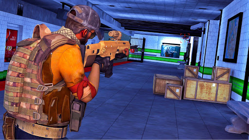 Army shooter Games : Real Commando Games 0.7.9 screenshots 3