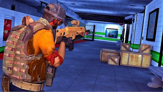 Army shooter Games: Real Commando Games APK + MOD (Money) 3
