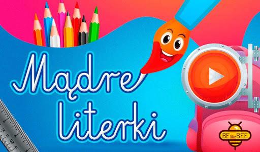 Mu0105dre Literki LITE - Nauka pisania liter alfabetu 1.0.21 screenshots 1