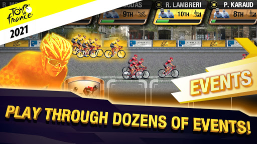 Tour de France 2021 Official Game - Sports Manager android2mod screenshots 2