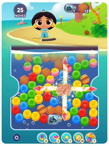 Disney Getaway Blast: Pop & Blast Disney Puzzles 1.7.10a Screenshots 12