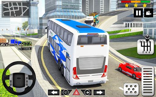 City Bus Driving School Game 3D-Coach Bus Sim 2020 1.8 screenshots 1