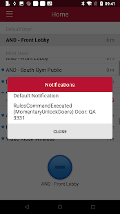 Mobile Credential