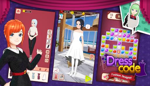 Dresscode - Fashion Designer  screenshots 6