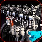 Engine 3D Live Wallpaper  Icon