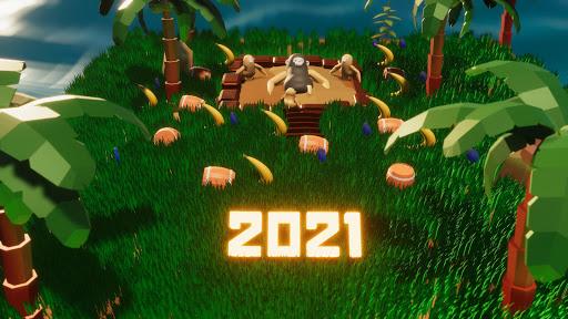 Super Monkey Kong Banana Island 3D Game 🐵🍌 24 screenshots 1