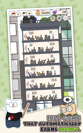 Cat Inc.: Idle Company Tycoon Simulation Game 1.0.21 screenshots 18