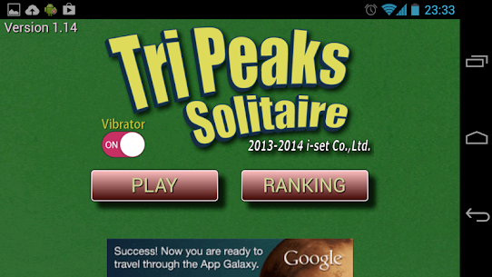 Tri Peaks Solitaire  For Pc – (Windows 7, 8, 10 & Mac) – Free Download In 2021 2