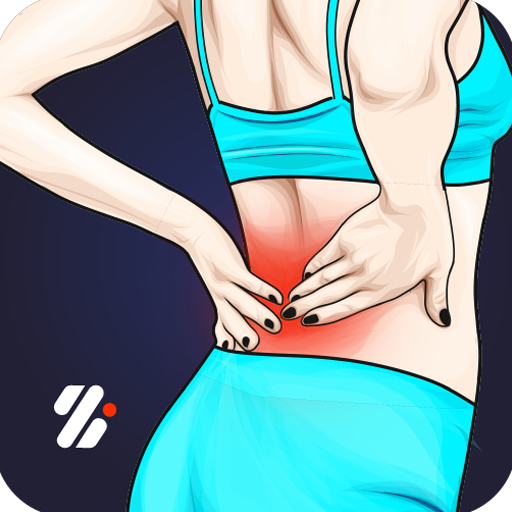 Back Pain Relief Treatment icon