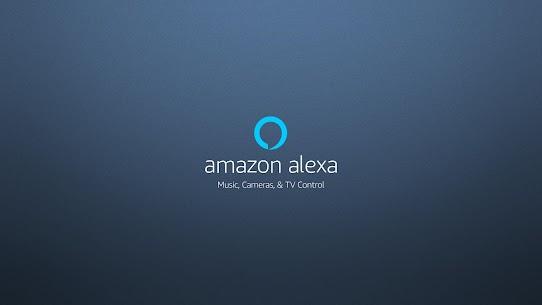 Amazon Alexa Music, Cameras, & TV Control 1