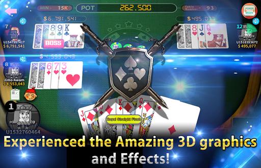 Boss 3D MATGO : Revolution of Korean Go-Stop Game 3.98 screenshots 3