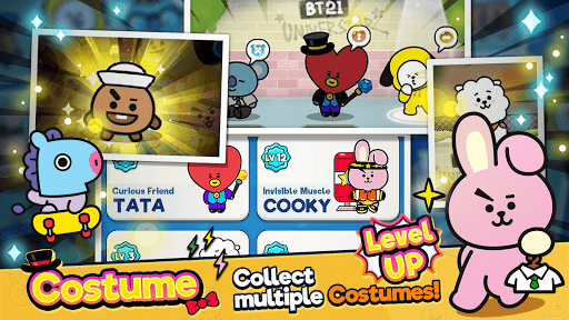 BT21 POP STAR modavailable screenshots 3