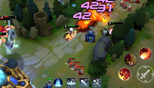 Masters Battle League 5v5 : Legend MOBA PvPTrainer screenshots 21