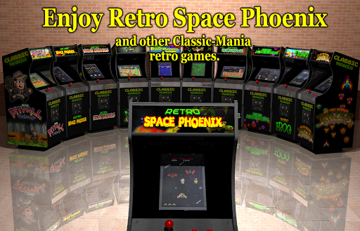Retro Space Phoenix screenshots 8