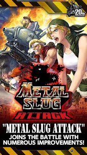 METAL SLUG ATTACK MOD (Unlimited AP/No Skill CD/No Ads) APK for Android 1