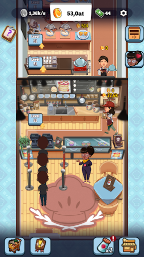 Spoon Tycoon - Idle Cooking Manager Game 2.0.3 screenshots 6