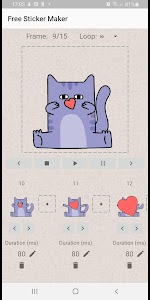Animated Sticker Maker WAStickerApps 1.25