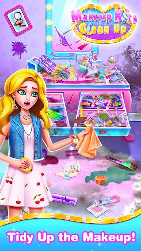 Makeup Kit Cleaning u2013 Makeup Games for Girls 1.2 Screenshots 1