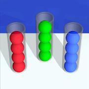 Sort Balls 3D - Ball Sorting Game
