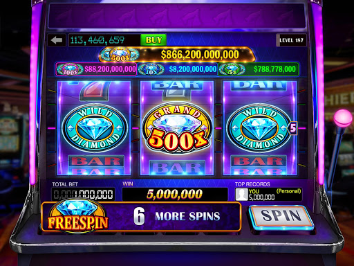 Classic Slots-Free Casino Games & Slot Machines 1.0.473 screenshots 17