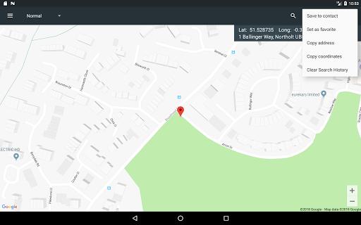 Map Coordinates  Screenshots 14