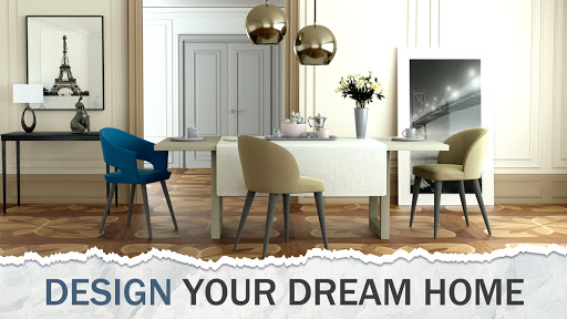 Dream Home: Design & Makeover android2mod screenshots 6