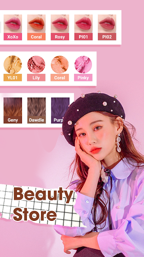 Yuface: Makeup Photo Editor, Beauty Selfie Camera