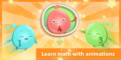 Learn numbers for toddlers. Number tracing app