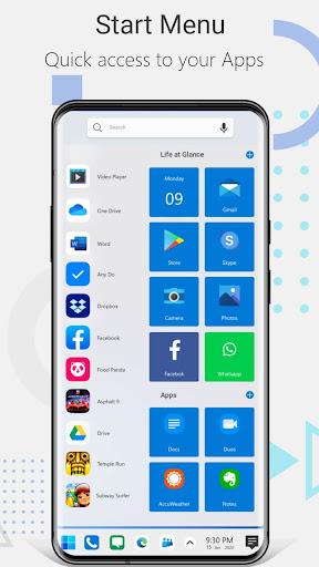Computer Launcher android2mod screenshots 2