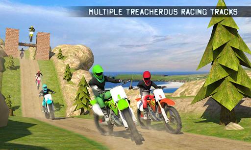 Motocross Race Dirt Bike Games  screenshots 3