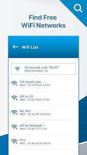 Free WiFi Passwords & Connect WiFi Hotspots v1.85 MOD APK by Quantum4u 1