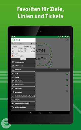 VRR-App - Fahrplanauskunft 5.54.17317 Screenshots 12