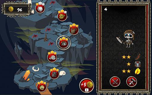 LEGENDARY MONSTER WAR PUZZLE  screenshots 8
