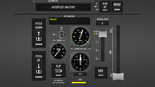 Flight Simulator 2d - realistic sandbox simulation  screenshots 15
