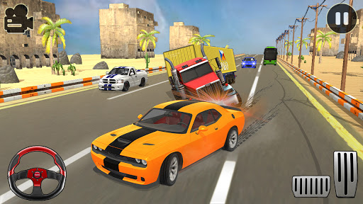 Highway Car Racing 2020: Traffic Fast Car Racer 2.40 screenshots 2