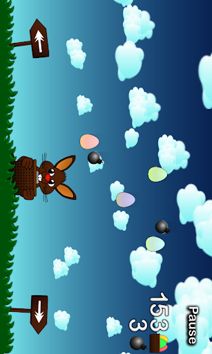 Rushing Bunny, help me to collect all the eggs 1.5.6 screenshots 2