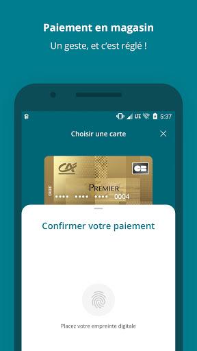 Paiement mobile CA  Screenshots 3