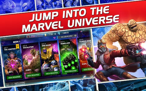 Marvel Contest of Champions MOD APK 32.1.1 (Frozen Enemy, Unlimited Skills) 11