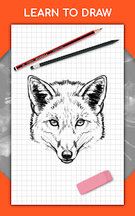 How to draw animals. Step by step drawing lessons 1.5.3 Screenshots 17