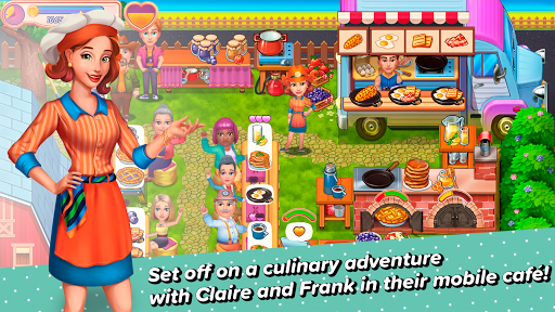Claireu2019s Cafu00e9: Tasty Cuisine ud83eudd5eud83euddc1ud83cudf54 1.2219 screenshots 9