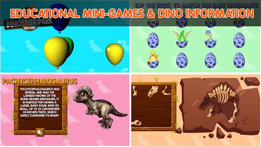 Dinosaur Park Game - Toddlers Kids Dinosaur Games android2mod screenshots 14