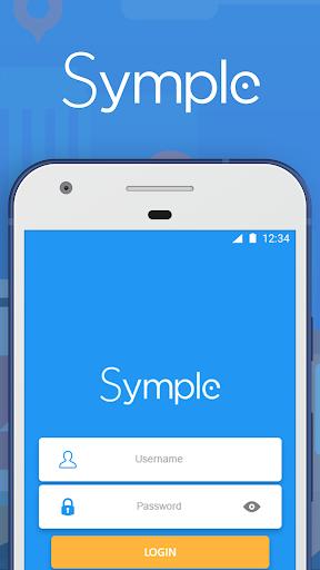 symple: field force management screenshot 1