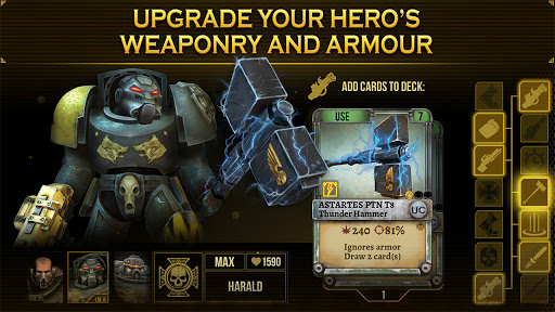 Warhammer 40,000: Space Wolf screenshots 20