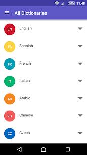 WordReference.com dictionaries 4.0.41 Apk 4