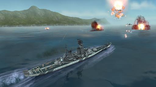 WARSHIP BATTLE:3D World War II  screenshots 13