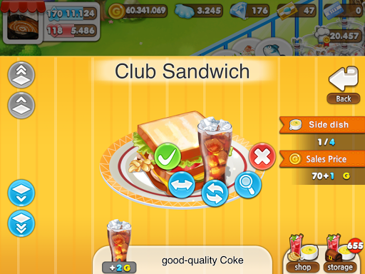 Hello Seafood 2 for Kakao 2.9.5 screenshots 10