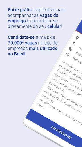 Vagas de emprego home office e presenciais android2mod screenshots 2
