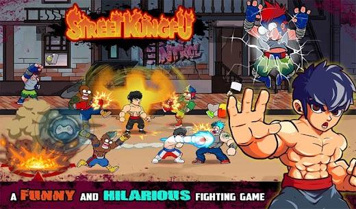 Free Street Kungfu    King Fighter Apk Download 2021 3